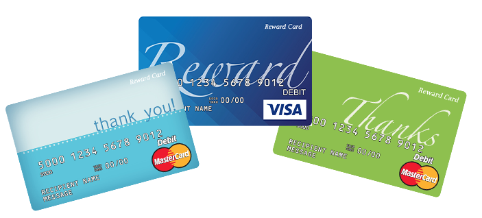 Reward Program Cards