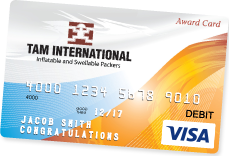 Tam International Card